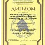 Диплом Зыков П А Клепцова Л Н - 0003